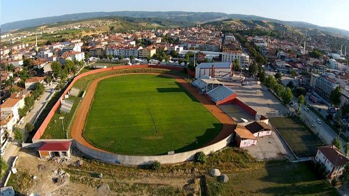 Yeni Erbaa Stadı'nın Temeli Atıldı