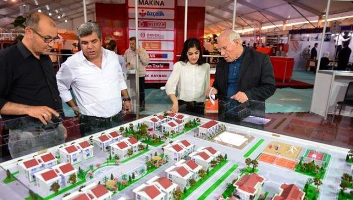 Şanlıurfa'da İnşaat Fuarı Açılıyor
