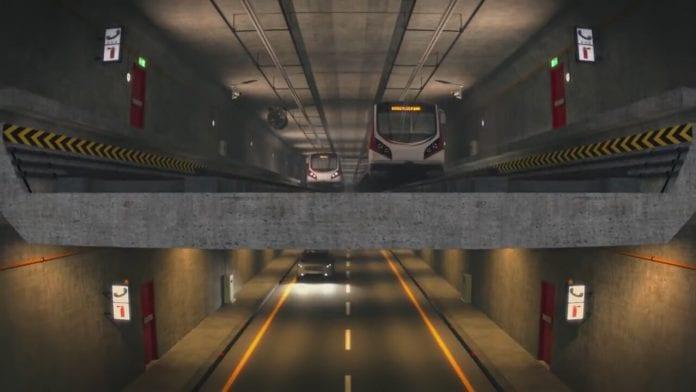 3 Katlı Büyük İstanbul Tüneli'nin İhale Çağrısı Aralık'ta Yapılacak
