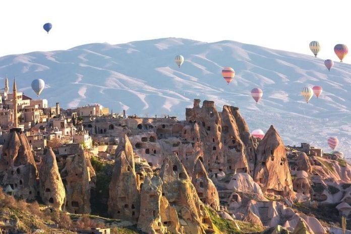 Kapadokya İmara Açılıyor