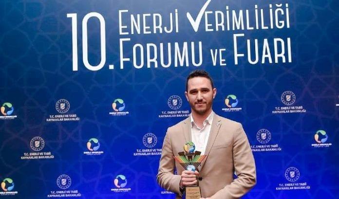 Enerji Tasarrufu Projesi Ödül Getirdi