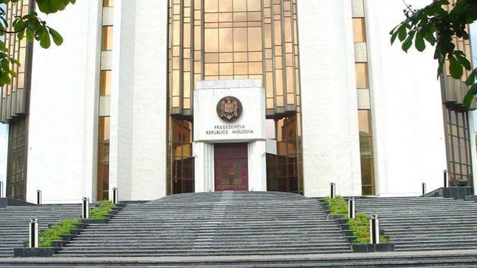 Moldova Cumhurbaşkanlığı Binasına Türk Eli Değdi