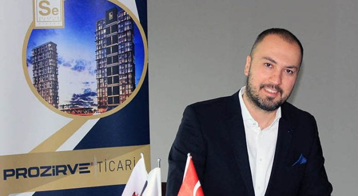 """Prozirve Gayrimenkul Danışmanlık Yönetim Kurulu Başkan Yardımcısı Ozan Sümer; """"Konut almanın tam zamanı"""