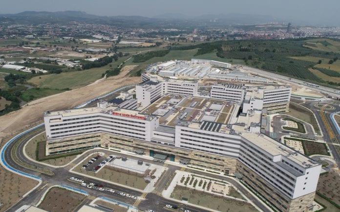 Bursa Şehir Hastanesi Haziran'da Açılacak