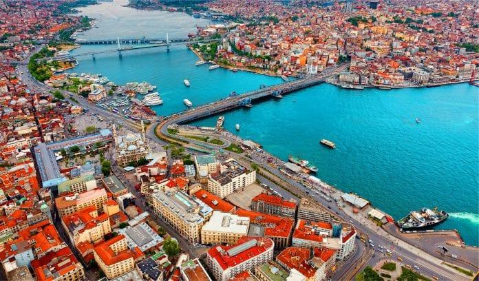 Cumhurbaşkanı Erdoğan Açıkladı: Haliç'e Muhteşem Proje
