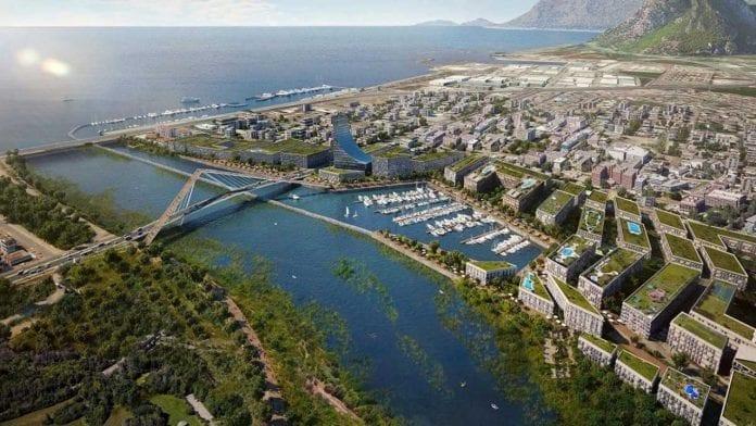 Kanal İstanbul Çevresine Kurulacak Yenişehir'in Detayları Belli Oldu!