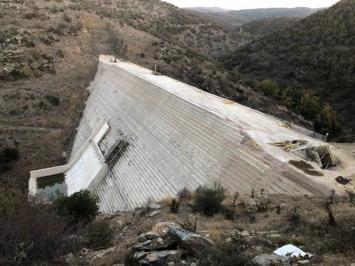 Kelebek Barajı'nda 6 Ay Sonra Su Tutulmaya Başlanacak