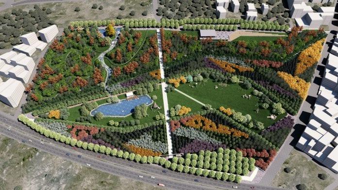 Türkiye'nin İlk Millet Bahçeleri Açıldı!
