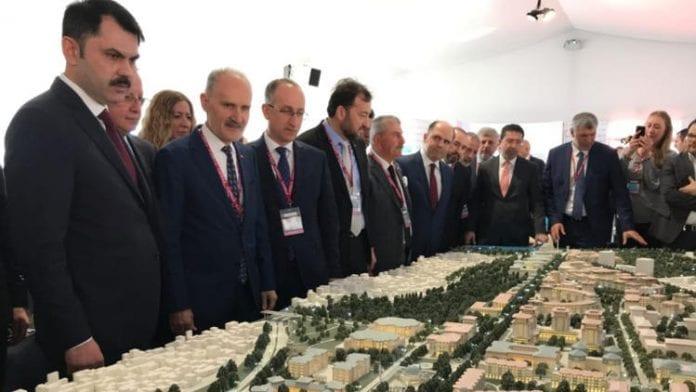 Murat Kurum MIPIM 2019 Fuarını Gezdi!