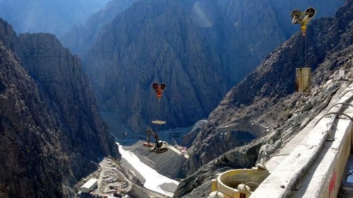 Türkiye'nin En Yüksek Barajı'nda Son Durum