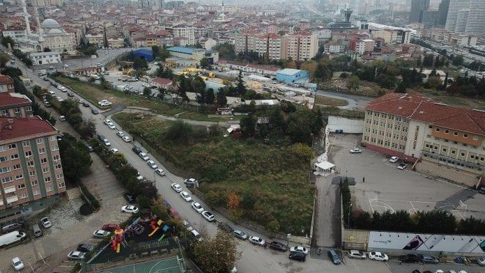 Üsküdar'daki Dev Arsa 550 Milyon TL'ye İGDAŞ'ın Oldu