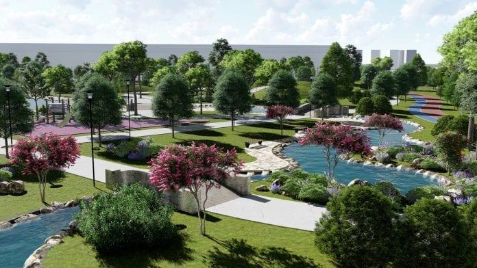 Kayseri İçin 6 Yeni Millet Bahçesi