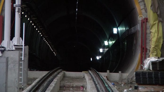 Mecidiyeköy-Mahmutbey Metro Hattında Sona Gelindi!