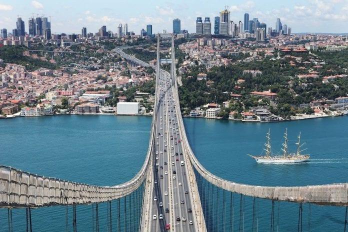 Yabancılara Satılan 3 Konuttan Biri İstanbul'da