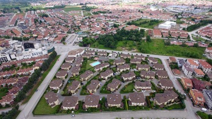 Yatay Şehirleşme İle Örnek Yerleşim Alanları Kurulacak