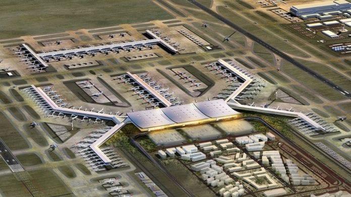 THY'nin İstanbul Havalimanı'na Taşınması 45 Saatte Bitecek
