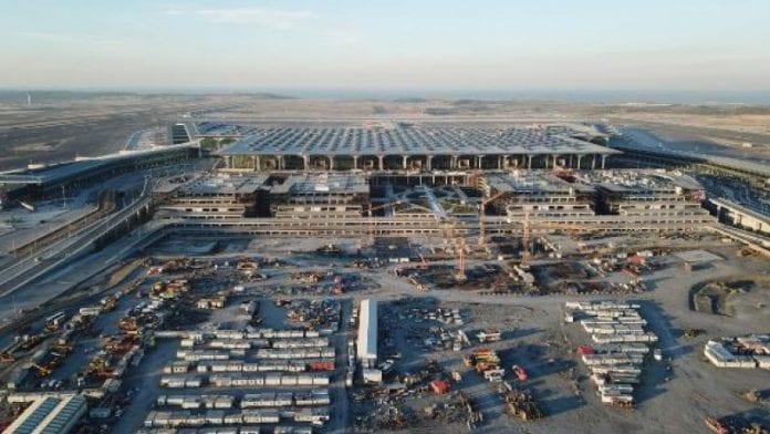 İstanbul Yeni Havalimanında Hazırlıklar Tamamlandı
