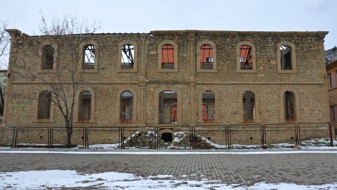 Osmanlı Döneminde Yapılan Tarihi Kışla Turizme Kazandırılacak