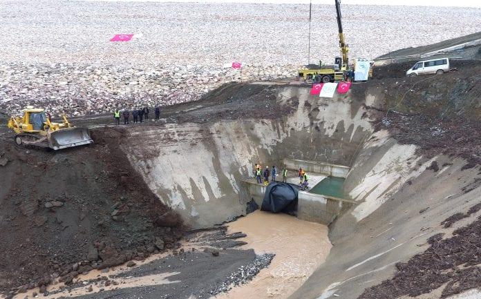 Proje ile Kilis'in 2060 Yılına Kadar Olan İçme Suyu İhtiyacı Karşılanacak