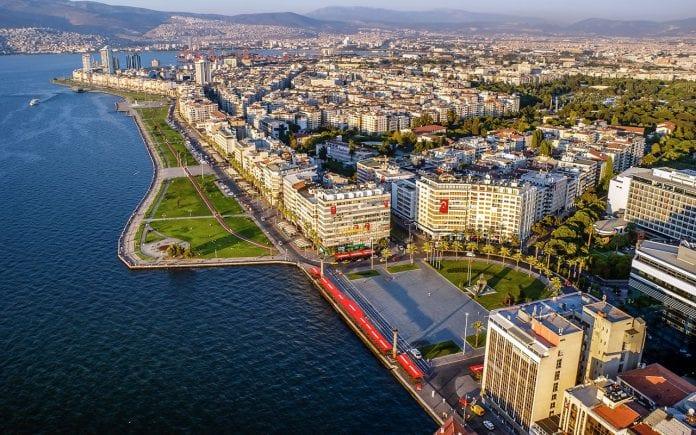 İzmir'in Dönüşümü Hızla Sürüyor!