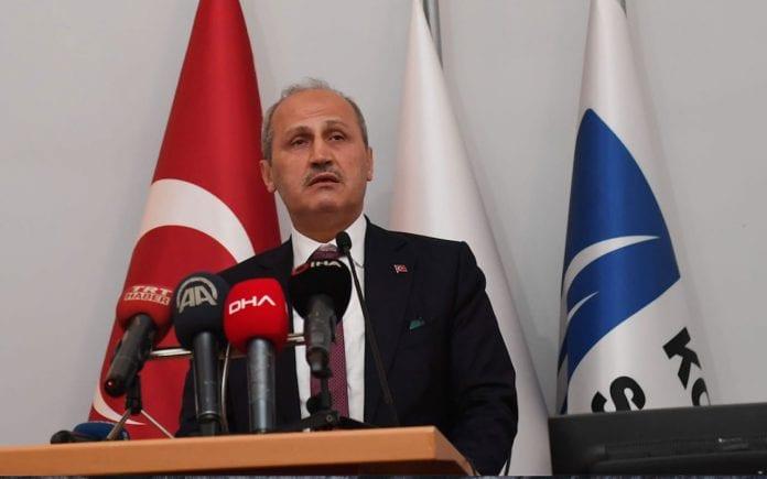 Ulaştırma Bakanı Turhan, İpek Demir Yolu Hakkında Bilgi Verdi