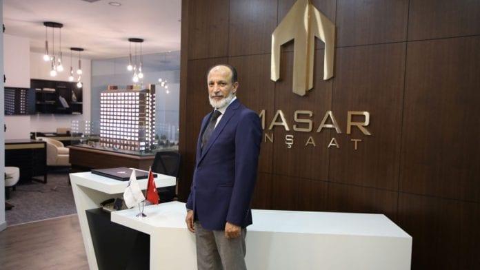 Masar İnşaat'tan Türkiye'ye 425 Milyon TL'lik Yatırım