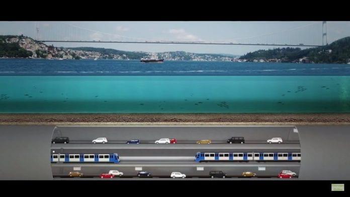 3 Katlı Büyük İstanbul Tüneli İhalesi İçin Sona Gelindi