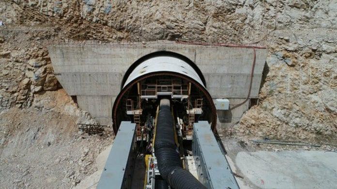 1,2 Milyar Liralık Tünelin Yapımına Başlandı!