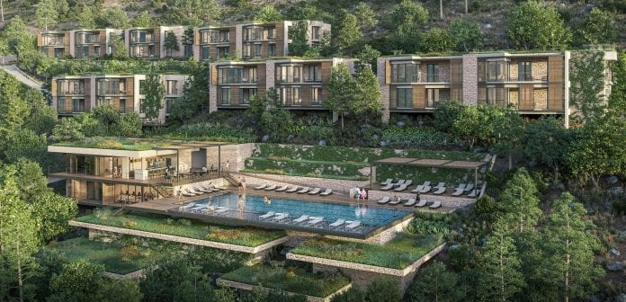Mesa'dan Bodrum'a 'Private Luxury' Konseptli Proje