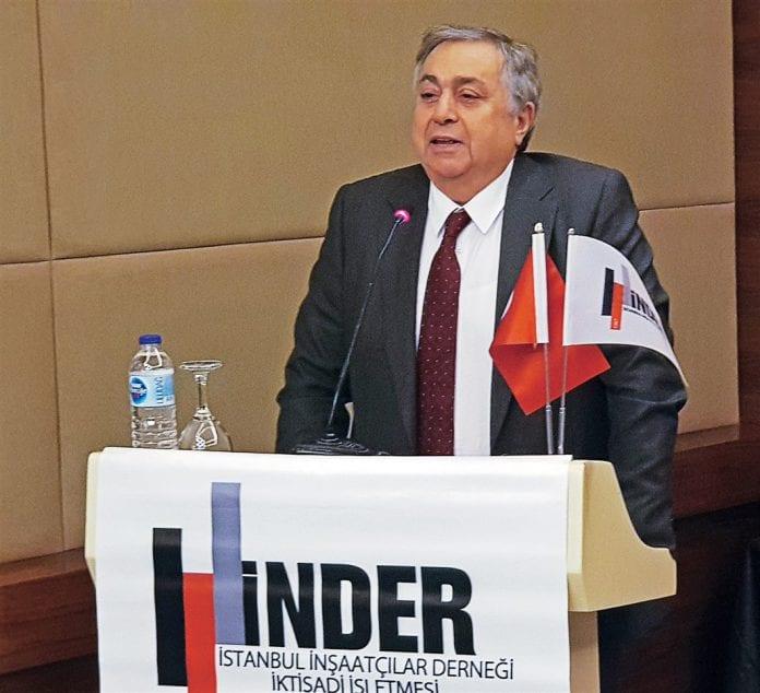 İNDER Başkanı Durbakayım:
