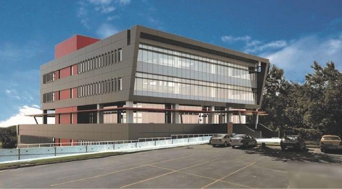 İTÜ'den Örnek Çevreci Bina