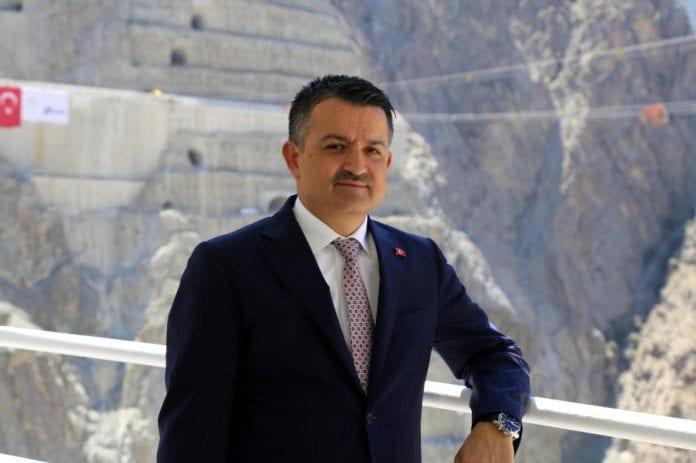 Türkiye'nin En Yüksek Baraj İnşaatı 2021'de Devreye Girecek