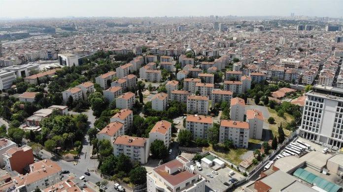 Zeytinburnu'na 26 Dönümlük Rezerv Konut Alanı