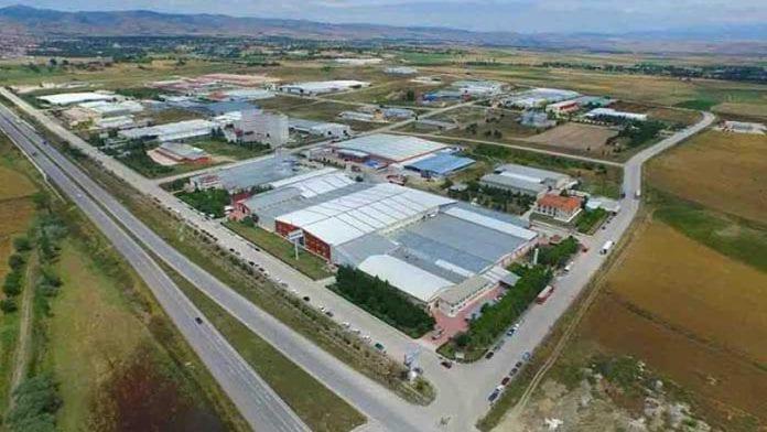 Merzifon OSB'de Yeni Fabrika İnşaatları Yükseliyor