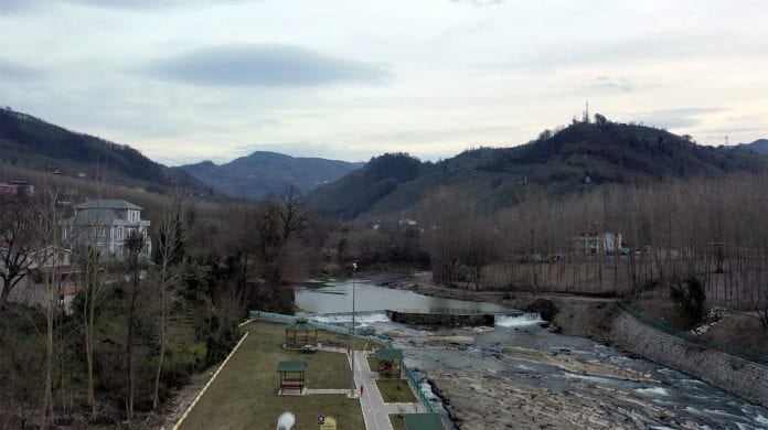 'Salıpazarı Barajı'na Ödenek Ayrıldı