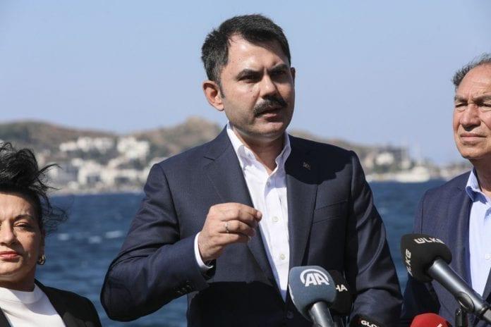 Çevre Bakanı Murat Kurum: Kaçak Yapı Yıkım Kararı Çıkan Tüm Yapılar Yıkılacak!