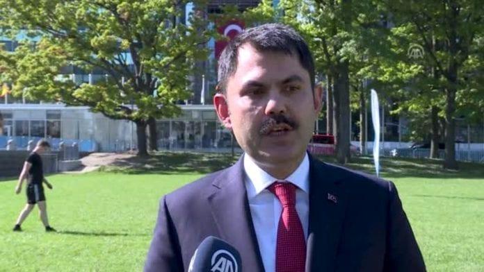 Çevre ve Şehircilik Bakanı Kurum, Bodrum'a Denetime Gidecek