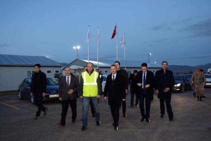 Gümüşhane-Bayburt Havalimanı İnşaatı Sürüyor