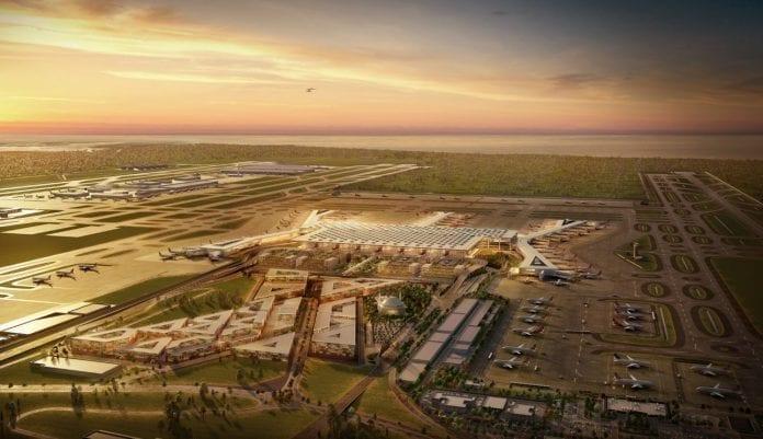 İstanbul Havalimanı Halkalı Metro Hattı İçin Kazı Çalışmaları Başlıyor!