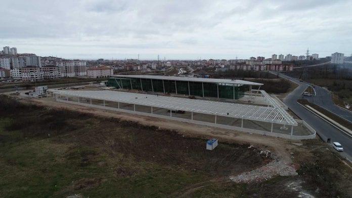 Yeni Terminal İnşaatında Çalışmalar Yeniden Başladı