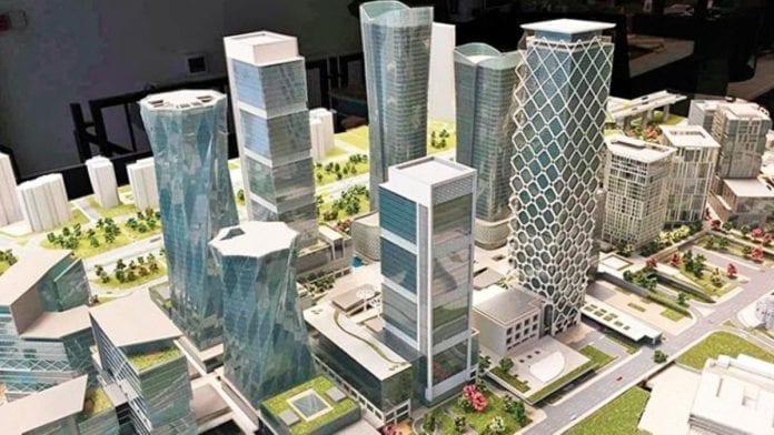 İstanbul Finans Merkezi İnşaatı Kasım'da Başlıyor