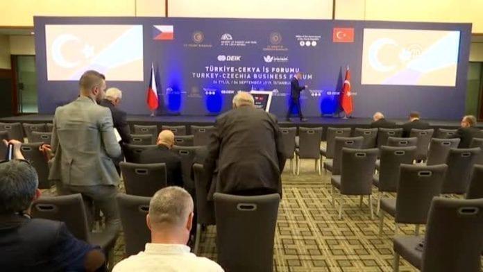 Türkiye-Çekya İş Forumu