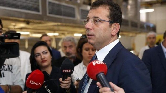 İBB Başkanı Ekrem İmamoğlu İstanbul Deprem Seferberlik Planını Açıkladı!