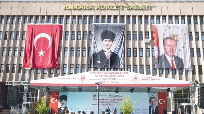 Ankara Yeni Adliye Binası Nereye Yapılacak Belli Oldu!