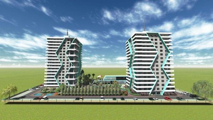 Karahan İnşaat İmzasıyla Karahan Towers!