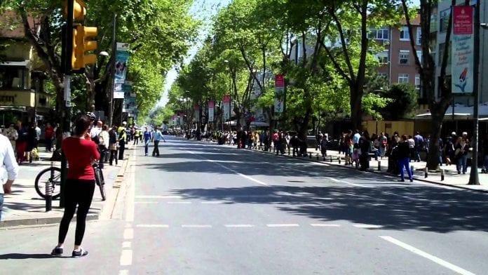 20 Milyar Liralık Meşhur Cadde Yeni Otel İstiyor