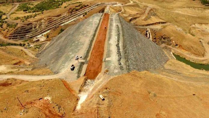 Başköy Barajı Ekonomiye Büyük Gelir Sağlayacak