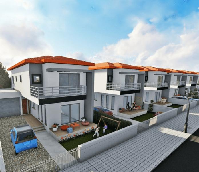Mar Construction, Lefkoşa'da Yepyeni Projeleri Hayata Geçiriyor