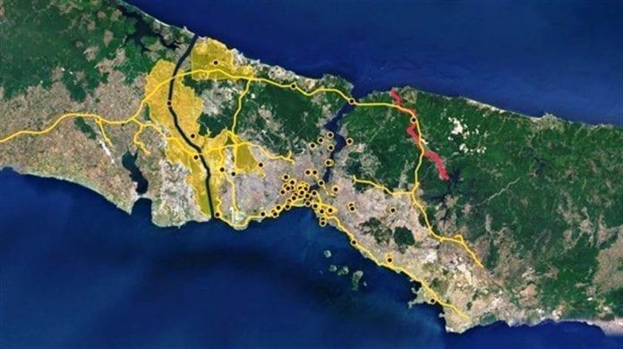 Kanal İstanbul'un Maliyeti 75 Milyar TL'ye Çıktı