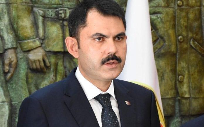 Çevre Bakanı Murat Kurum: Suriyeliler Konut Projesi için TOKİ'ye Talimatı Verdik